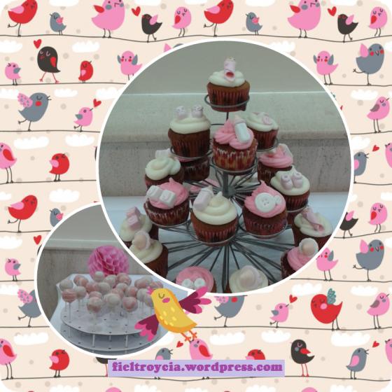 Cupcakes y cakepops