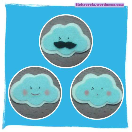 Broches nubes